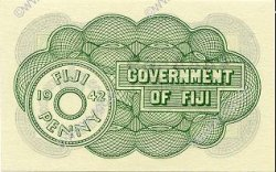 1 Penny FIDJI  1942 P.047a NEUF