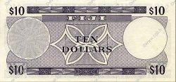 10 Dollars FIDJI  1974 P.074c SUP+