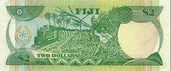 2 Dollars FIDJI  1988 P.087a NEUF