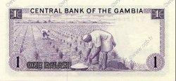 1 Dalasi GAMBIE  1971 P.04f NEUF