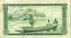 10 Dalasis GAMBIE  1972 P.06d TTB