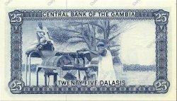 25 Dalasis GAMBIE  1972 P.07b NEUF