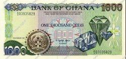 1000 Cedis GHANA  1991 P.29a pr.NEUF