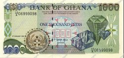 1000 Cedis GHANA  1995 P.29b NEUF
