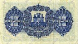 10 Shillings GIBRALTAR  1958 P.14b TTB