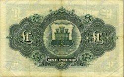 1 Pound GIBRALTAR  1958 P.15c TTB