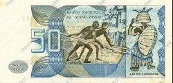 50 Pesos GUINÉE BISSAU  1975 P.01 NEUF