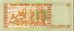 50 Pesos GUINÉE BISSAU  1983 P.05 NEUF