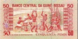 50 Pesos GUINÉE BISSAU  1990 P.10 NEUF