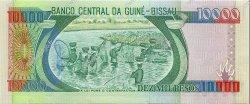 10000 Pesos GUINÉE BISSAU  1990 P.15a NEUF