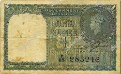 1 Rupee INDE  1940 P.025a TB+