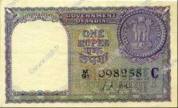 1 Rupee INDE  1957 P.075e