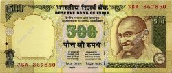 500 Rupees INDE  2000 P.093a NEUF