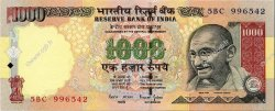 1000 Rupees INDE  2000 P.094a NEUF