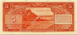 5 Rupiah INDONÉSIE  1950 P.036 pr.NEUF