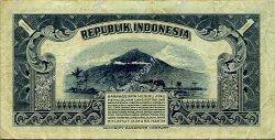 1 Rupiah INDONÉSIE  1951 P.038 TTB