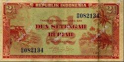 2,5 Rupiah INDONÉSIE  1951 P.039 TTB