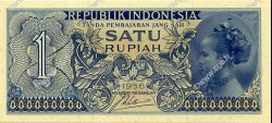 1 Rupiah INDONÉSIE  1956 P.074 pr.NEUF