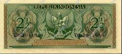 2,5 Rupiah INDONÉSIE  1956 P.075 NEUF