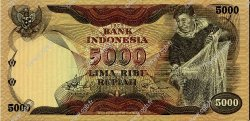5000 Rupiah INDONÉSIE  1975 P.114a