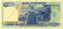 1000 Rupiah INDONÉSIE  1998 P.129g pr.NEUF