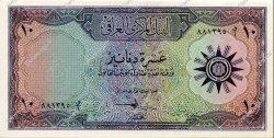 10 Dinars IRAK  1959 P.055a NEUF