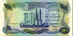 1 Dinar IRAK  1973 P.063a SPL