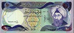 10 Dinars IRAK  1981 P.071a NEUF