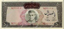 500 Rials IRAN  1969 P.088 pr.NEUF