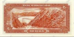20 Rials IRAN  1974 P.100c NEUF