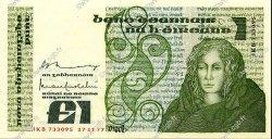 1 Pound IRLANDE  1977 P.070a SUP+