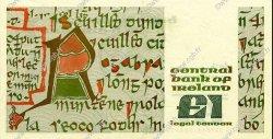 1 Pound IRLANDE  1979 P.070b NEUF