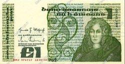 1 Pound IRLANDE  1986 P.070c SUP+
