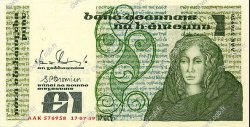1 Pound IRLANDE  1989 P.070d SPL