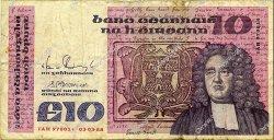 10 Pounds IRLANDE  1988 P.072c pr.TB