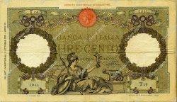 100 Lire ITALIE  1931 P.055a TB+