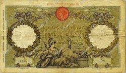 100 Lire ITALIE  1934 P.055a pr.TB