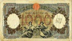 1000 Lire ITALIE  1940 P.056c TB