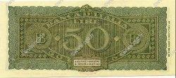 50 Lire ITALIE  1944 P.074 pr.NEUF
