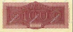 100 Lire ITALIE  1944 P.075 TTB à SUP