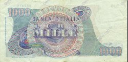 1000 Lire ITALIE  1965 P.096c TTB