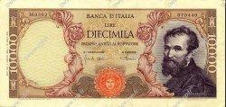 10000 Lire ITALIE  1968 P.097c TTB+