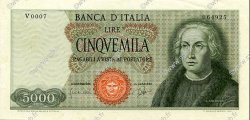 5000 Lire ITALIE  1964 P.098a SUP