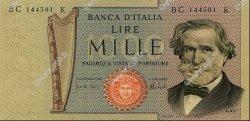 1000 Lire ITALIE  1975 P.101c SPL+