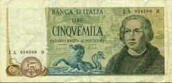 5000 Lire ITALIE  1973 P.102b TTB