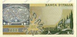 2000 Lire ITALIE  1973 P.103a SPL