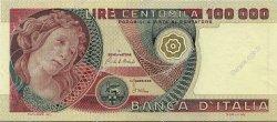 100000 Lire ITALIE  1982 P.108b SPL+