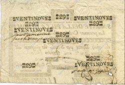 29 Scudi ITALIE  1786 PS.327 TTB