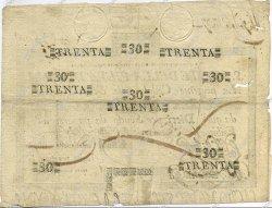 30 Scudi ITALIE  1786 PS.328 TB