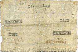 32 Scudi ITALIE  1786 PS.330 B+